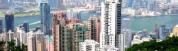 Top of the world: Hong Kong\'s skyscraper office rents are the world\'s priciest