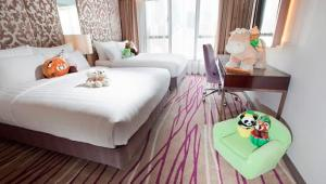 Cosmopolitan Hotel Hong Kong launches first-ever family-oriented campaign