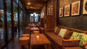 Tiki chic invades South Wan Chai wih new bar and lounge