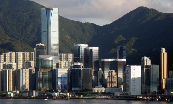 Office vacancy rates let up to 4 2% in August   Hongkong Business