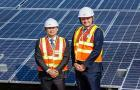 Alliance reveals completion of NEFIN\'s solar power project