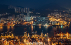 Guangzhou and Busan surpass Hong Kong port\'s performance