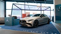 Sportier look and greater individualisation for the Mercedes-AMG CLS