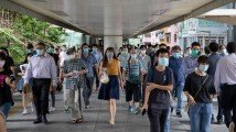 11,700 Hong Kongers lose their jobs mid-year