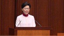 Lam unveils plans to make HK a 'bridge' for int'l markets
