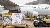 Cathay Pacific carries most cargo in a single month since COVID onset